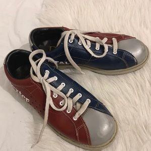 🛍3/30 Vintage Two Tone Bowling Shoes